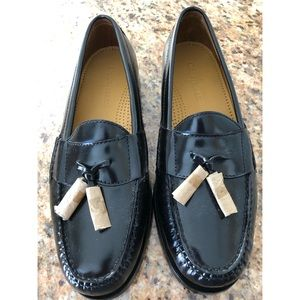 Cole Haan Men's Pinched Tassel leather loafer